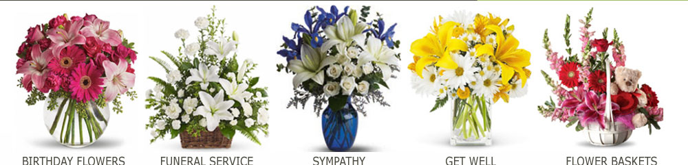 florists greenville sc